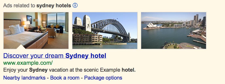 Google adverteren met afbeeldingen
